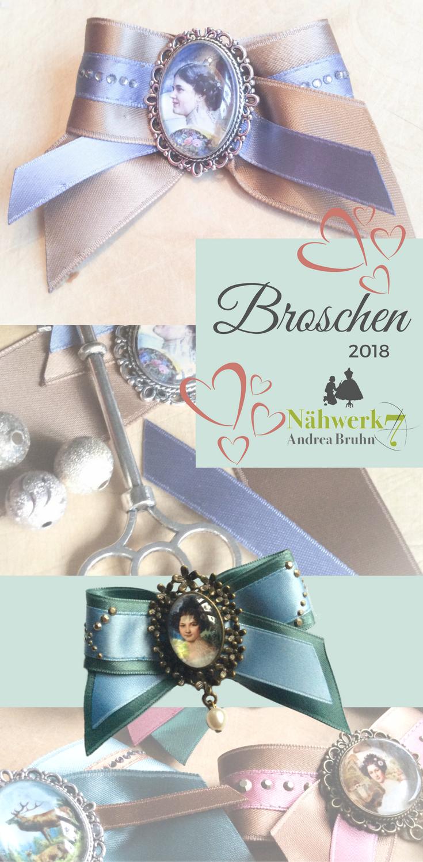 Nähwerk7 Broschen 2018