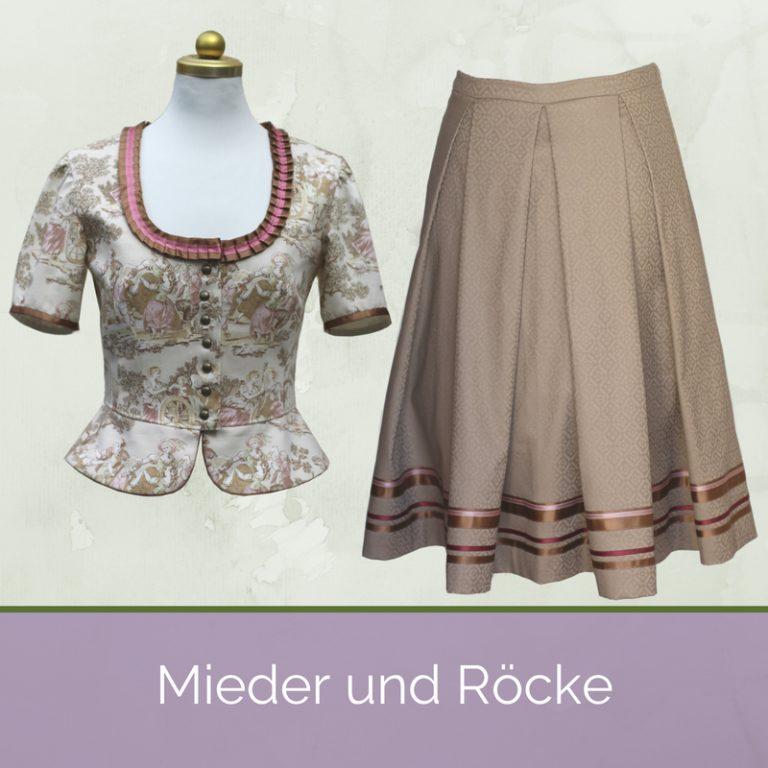 Isar Liesl Mieder und Röcke Shop