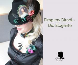 Pimp my Dirndl - Die Elegante