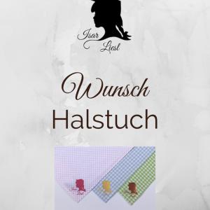 Isar Liesl Wunsch Halstuch