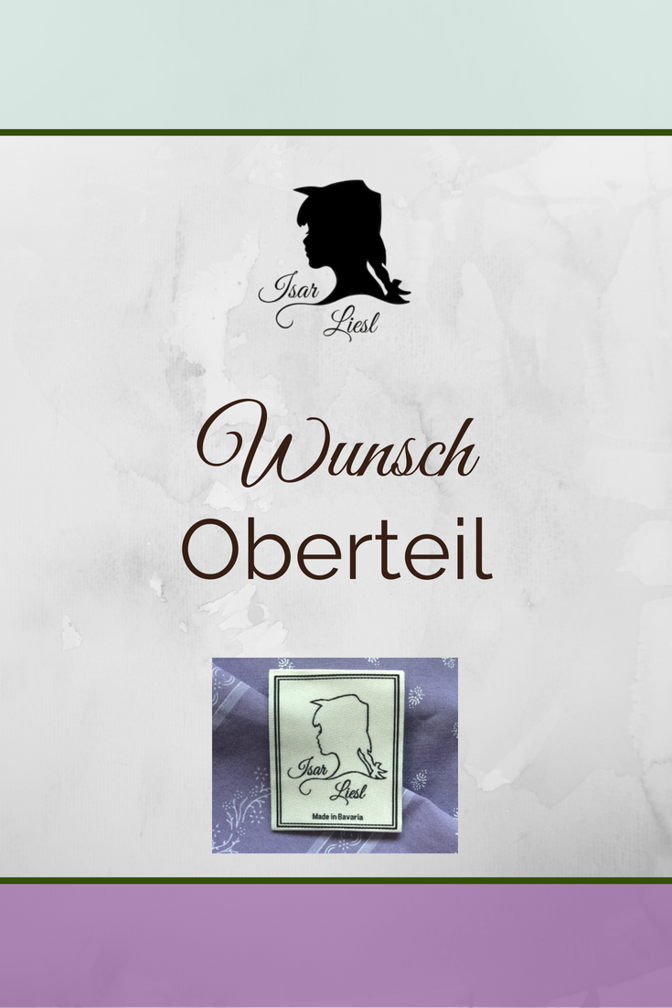 Isar Liesl Wunsch Oberteil