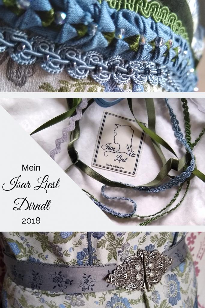 Isar Liesl Dirndl 2018