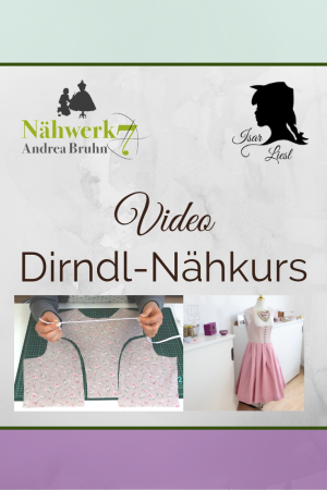 Video Dirndl Nähkurs