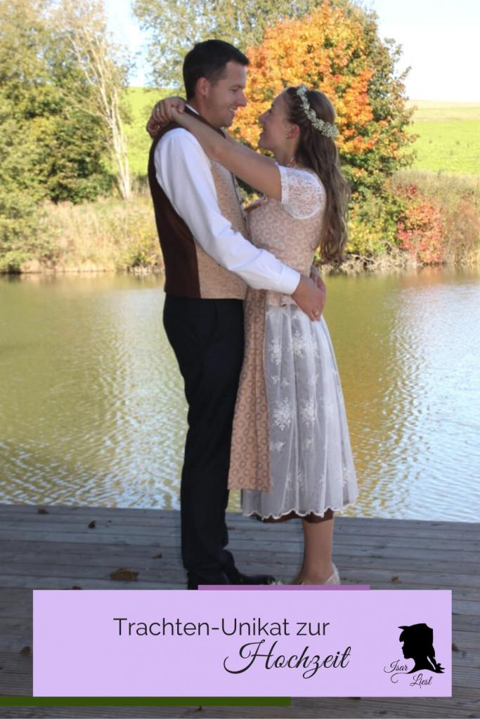 Hochzeit in Tracht Isar Liesl Trachtenhochzeit 2019