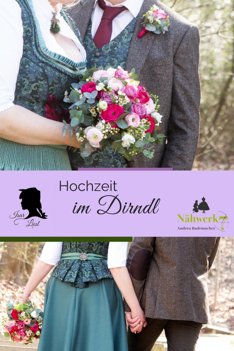 Hochzeit im Dirndl Isar Liesl Landshut