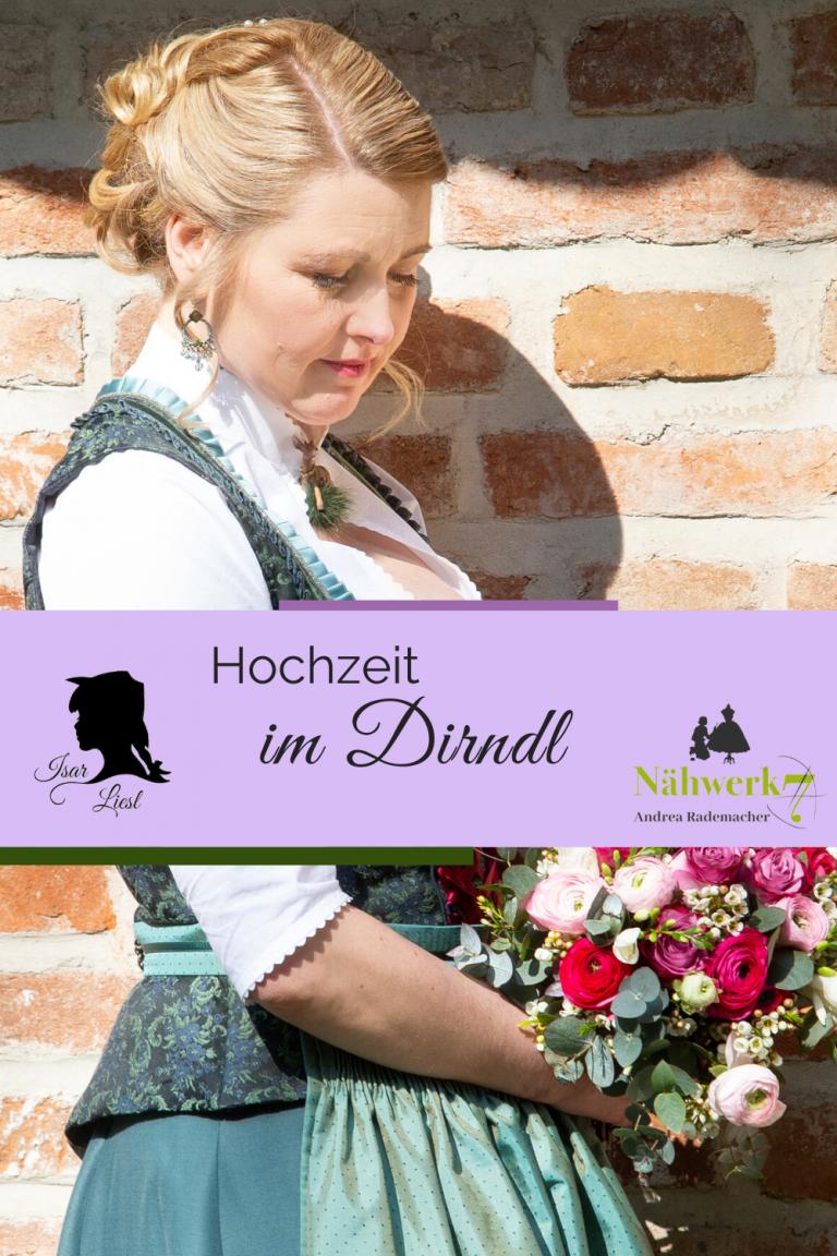 Hochzeit im Dirndl Isar Liesl