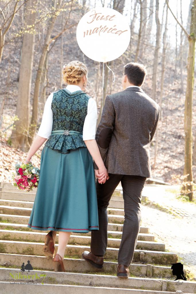 Hochzeit im Dirndl 2020